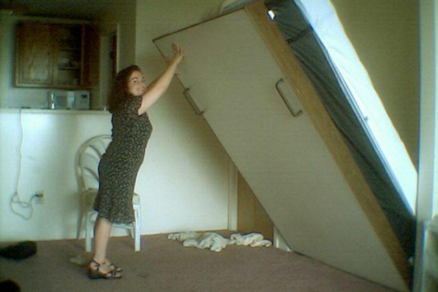 Кровать Мерфи, трансформируемые пространства и что ждет нас впереди
